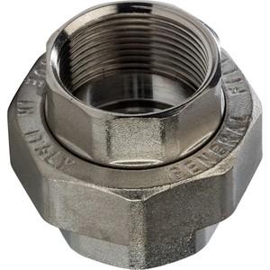Разъемное соединение STOUT американка ВВ никелированное 1 1/4 (SFT-0034-000114)