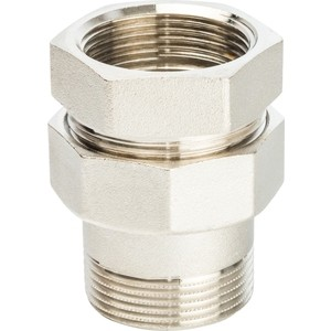 Разъемное соединение STOUT американка ВН никелированное уплотнение под гайкой o-ring кольцо 1 1/4 (SFT-0041-000114)