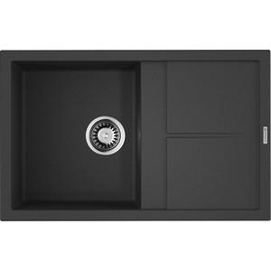 Кухонная мойка Omoikiri Sumi 79-BL черный (4993662)