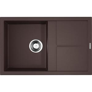 Кухонная мойка Omoikiri Sumi 79-DC темный шоколад (4993666) цена