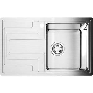 Кухонная мойка Omoikiri Mizu 78-1-R нержавеющая сталь (4973003) цены онлайн
