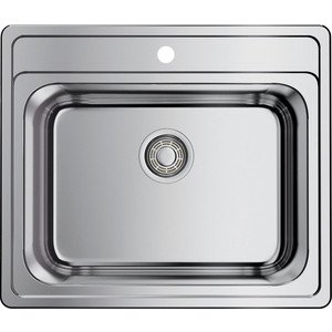 Кухонная мойка Omoikiri Ashi 56-IN нержавеющая сталь (4993449)