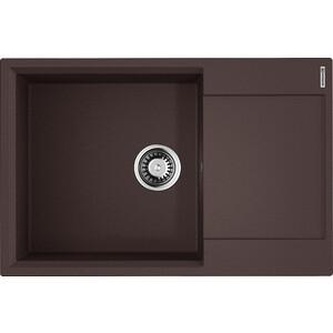 Кухонная мойка Omoikiri Daisen 78-LB-DC темный шоколад (4993691)