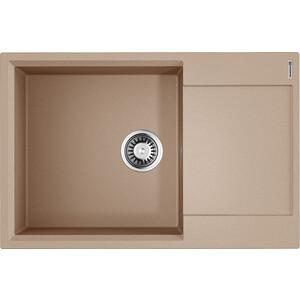 Кухонная мойка Omoikiri Daisen 78-LB-SA бежевый (4993693) цена