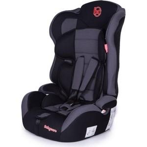 Автокресло Baby Care Upiter Plus гр I/II/III, 9-36кг Черный/Серый