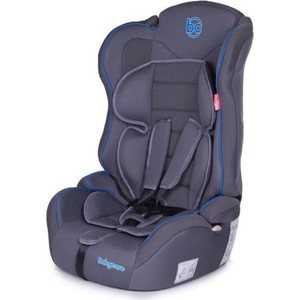 Автокресло Baby Care Upiter Plus гр I/II/III, 9-36кг Серый/Синий