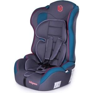 Автокресло Baby Care Upiter Plus гр I/II/III, 9-36кг Голубой/Серый
