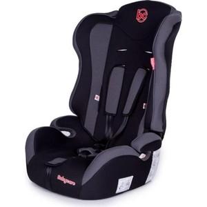 Автокресло Baby Care Upiter без вкладыша гр I/II/III Черный/Серый