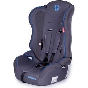 Автокресло Baby Care Upiter без вкладыша гр I/II/III Серый/Синий