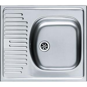 Кухонная мойка Franke Eurostar ETN 611-58 матовая (101.0009.362)