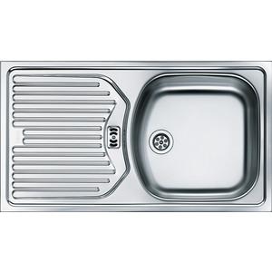 Кухонная мойка Franke Eurostar ETN 614 матовая (101.0060.162)