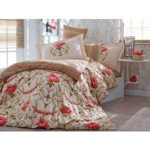 Комплект постельного белья Hobby home collection 2-х сп, поплин, Ornella золото (1501001421)