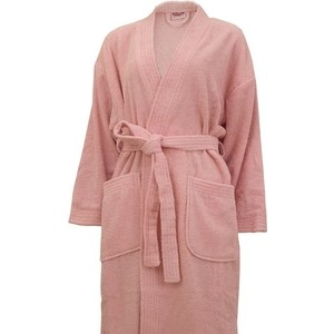 Халат женский Hobby home collection махровый Smart L розовый (1501001844)