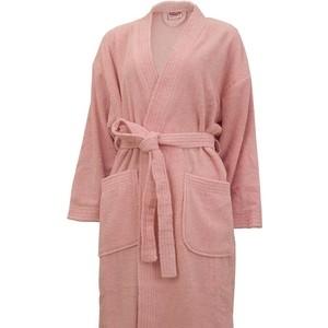 Халат женский Hobby home collection махровый Smart M розовый (1501001843)