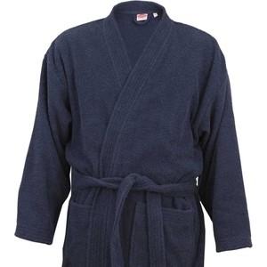 Дом - Текстиль Халаты Мужские Hobby home collection махровый Smart XL синий (1501001841)
