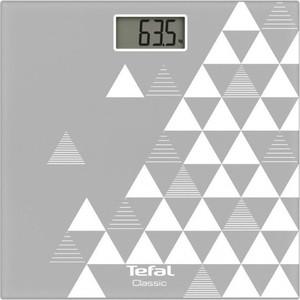 Весы напольные Tefal PP1144V0 серый/белый весы напольные tefal premiss flower white pp1070 серый рисунок