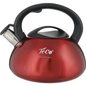Чайник 3.5 л со свистком Teco (TC-104)