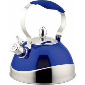 Чайник 3.0 л со свистком Teco (TC-107-R) цена 2017
