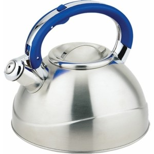 Чайник 3.0 л со свистком Teco (TC-109-B) цена 2017