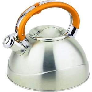 Чайник 3.0 л со свистком Teco (TC-109-Y)