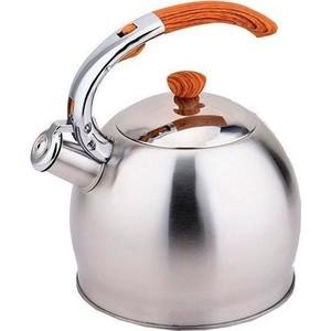 Чайник 3.5 л со свистком Teco (TC-110) цена 2017