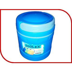 Термос-контейнер для пищи 1.2 л Diolex синий (DXC-1200-2-B)
