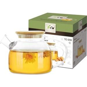 Заварочный чайник 0.85 л Teco (TC -208) цена 2017