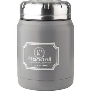 Термос для еды 0.5 л Rondell Grey Picnic (RDS-943) термос rondell bottle grey 750 мл