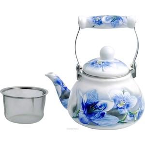 Заварочный чайник 1.2 л Winner (WR-5118) чайник заварочный winner wr 5119 белый рисунок 1 5 л металл