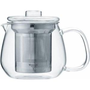 Заварочный чайник 0.65 л Winner (WR-5220) чайник заварочный winner wr 5119 белый рисунок 1 5 л металл