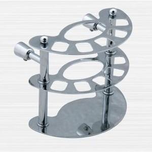 Держатель зубных щеток и пасты RainBowL Aqua к стене (хром) (0039-1) цены онлайн