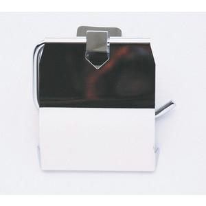 Держатель туалетной бумаги RainBowL Cube с крышкой (2742) цена
