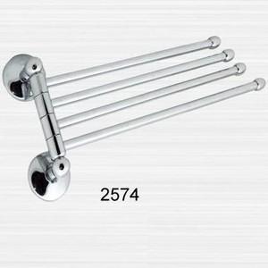 Полотенцедержатель поворотный RainBowL Otel четверной (2574)
