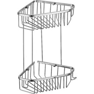 Полка-решетка RainBowL 2-этажная 18/18 см (18*18/T)