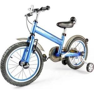 Rastar Детский двухколесный синий велосипед - RSZ1602LA