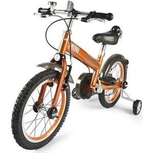 цена на Rastar Детский двухколесный оранжевый велосипед - RSZ1602SO