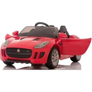 Фото - Shopntoys Радиоуправляемый детский электромобиль DMD-218 Jaguar RS-3 Red 12V 2.4G - DMD-218-R детский