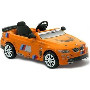 Toys Toys Электромобиль BMW M3 GT Orange - 656382 for bmw e36 318i 323i 325i 328i m3 carbon fiber headlight eyebrows eyelids 1992 1998