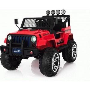 Harleybella Детский электромобиль Джип красный - S2388-R