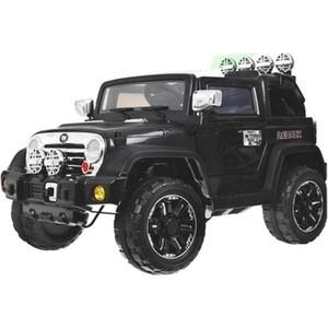 Harleybella Радиоуправляемый детский электромобиль Beach Jeep Черный - JJ235A-B