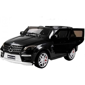 Shopntoys Радиоуправляемый детский электромобиль Mercedes-Bens ML63 AMG 12V 2.4G - DMD-168