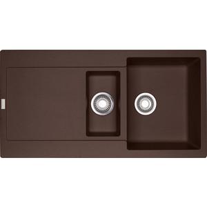 Кухонная мойка Franke Maris MRG 651 шоколад (114.0198.476)