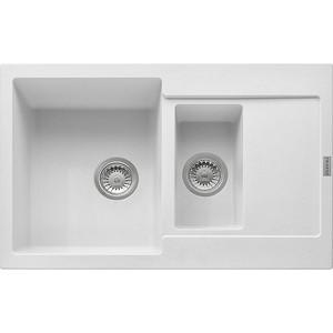 Кухонная мойка Franke Maris MRG 651-78 белый (114.0198.336)