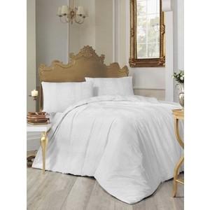 Комплект постельного белья Altinbasak 1,5 сп, ранфорс, Nobby белый (298/10/CHAR001) комплект постельного белья altinbasak 1 5 сп ранфорс bello 298 45 char001