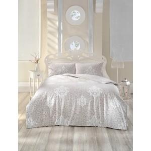 Комплект постельного белья Altinbasak 1,5 сп, ранфорс, Snazzy коричневый (298/12/CHAR001)