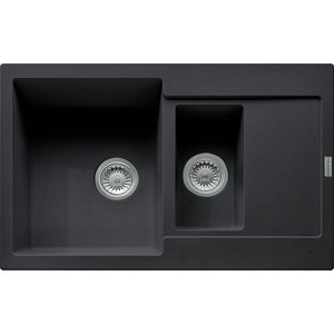 Кухонная мойка Franke Maris MRG 651-78 оникс (114.0198.272)