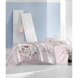 Комплект постельного белья Altinbasak Евро, ранфорс, Perlita розовый (297/31/CHAR001) комплект постельного белья altinbasak евро ранфорс ulya розовый 297 37 char001