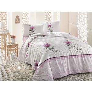 цена Комплект постельного белья Altinbasak Евро, ранфорс, Almila розовый (297/4/CHAR002) онлайн в 2017 году