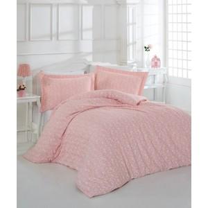 Комплект постельного белья Altinbasak 2-х сп, сатин, Pretty розовый (255/2/17/CHAR001) комплект постельного белья tiffany s secret 2 х сп сатин секрет тиффани