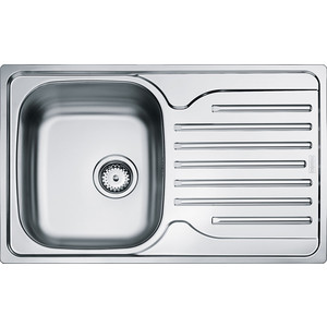 Кухонная мойка Franke Polar PXL 611-78 декор (101.0192.879)